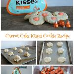 Carrot Cake Kisses Cookies Recipe Day 4 #12DaysOf