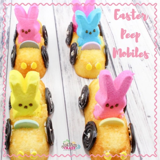 Shop Your Way Easter Peep Mobiles