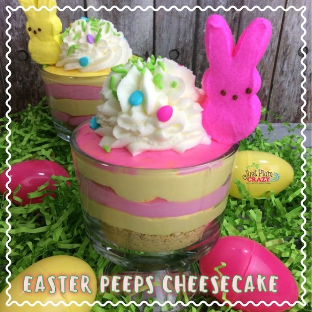 Peep Cheesecake Recipe