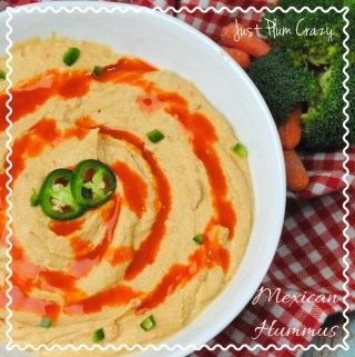 Mexican Hummus Recipe!