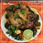 Air Fryer Weight Watchers Roasted Chicken Recipe – Smart Points 3