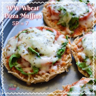 Weight Watchers Wheat Pizza Muffins Recipe SP – 7