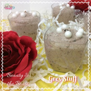 Beauty and the Beast Grey Stuff Recipe #BeOurGuest