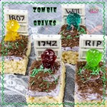Zombie Graves Rice Krispies Treats Recipe
