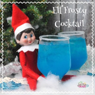 Elf Frosty Cocktail Recipe