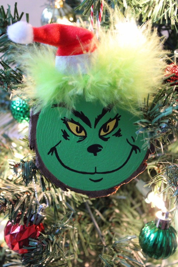 Who doesn't love the Grinch? My favorite Christmas cartoon is How the Grinch Stole Christmas by Dr. Seuss. I love little Cindy Lou Who too.