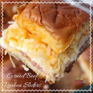 Corned Beef Reuben Sliders Recipe