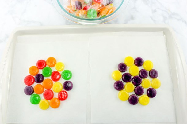 TheEaster Candy Bowls Recipe are not just fun but it's easy and the kids love to help create them, fill them with fun candy and then eat them. Great for the classroom party too.