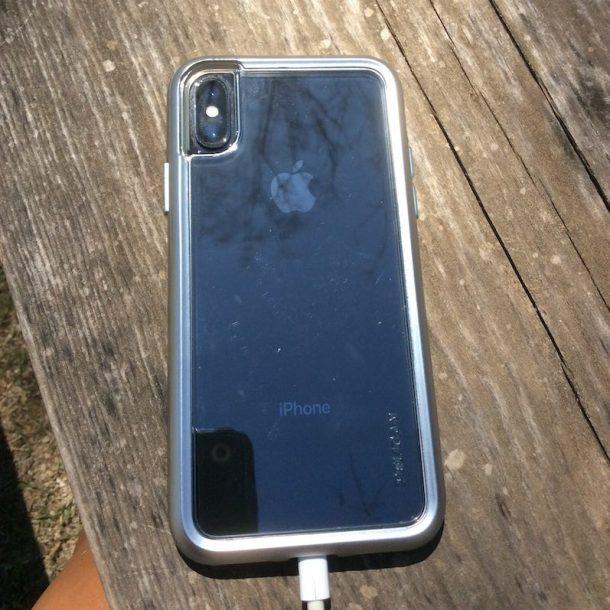 Pelican Adventurer iPhone X Case
