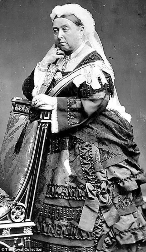 Victoria en 1873