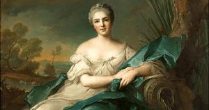 Série «Les Quatre éléments» : Mesdames de France