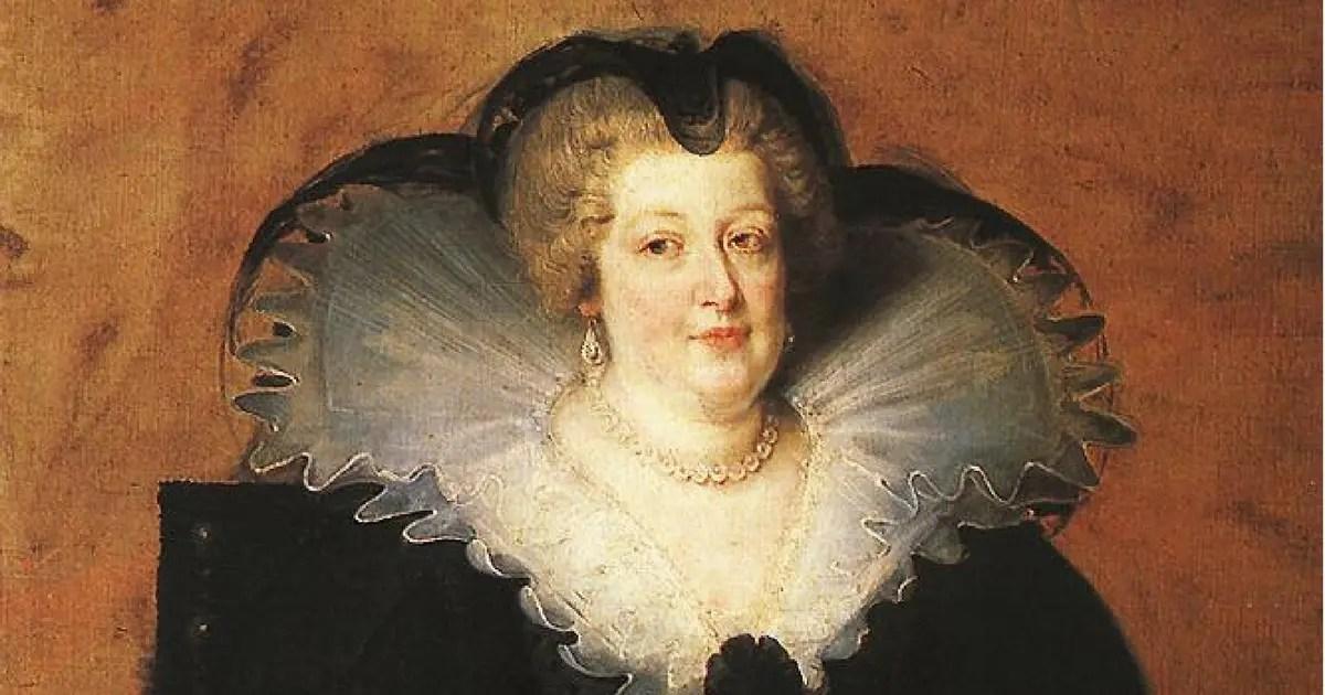 Marie de Médicis - Philippe Delorme