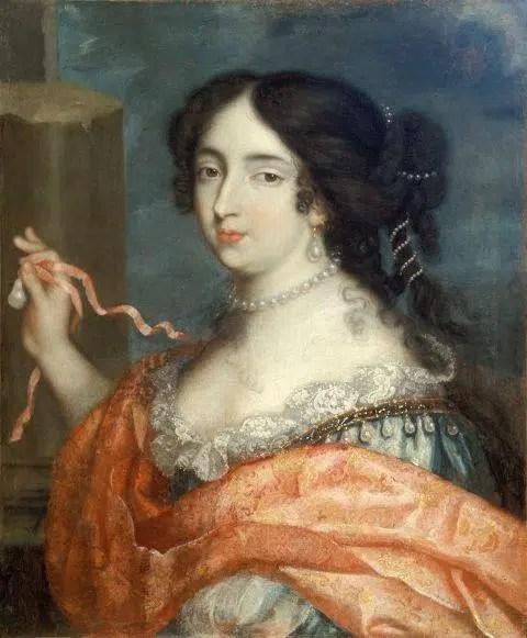 Madame de Maintenon peinte par Pierre Mignard - Musée des Beaux-Arts de Niort
