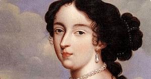 Madame de Maintenon, la dame en noir ?
