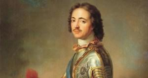 Pierre le Grand – Henri Troyat