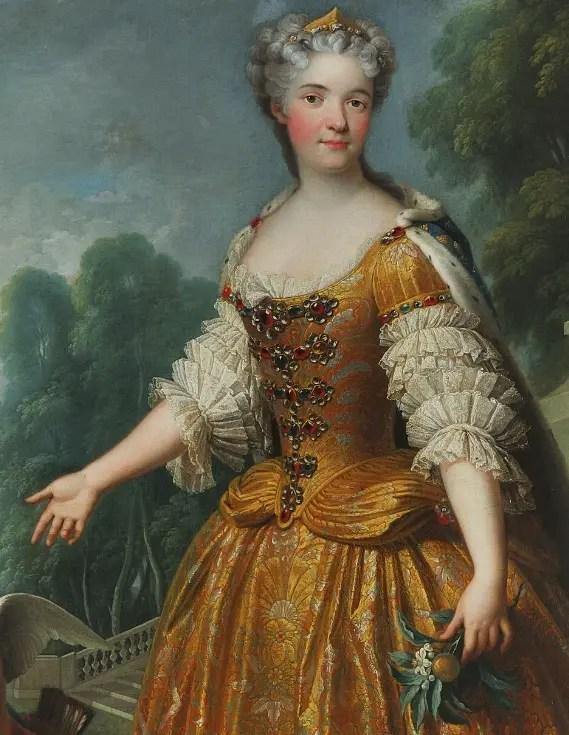 Marie Leszczynska François Stiémart - Musée du château de Versailles