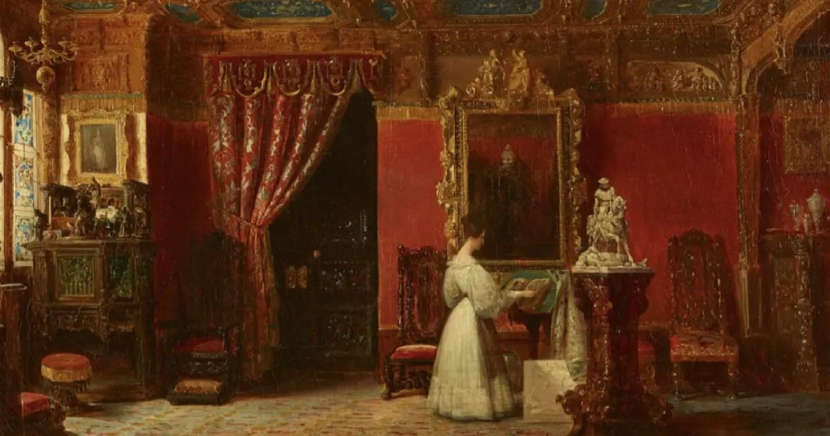 Marie D Orléans Fille Artiste De Louis Philippe Plume D
