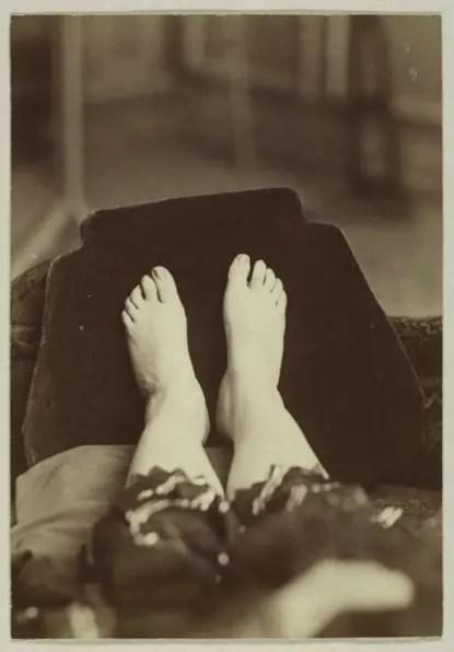 Le Pé / L'Amputation du gruyère / Le B (1894) Virginia par Pierson