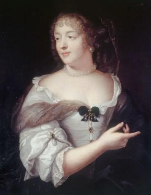 La marquise de Sévigné par Claude Lefebvre, vers 1665 (Musée Carnavalet)