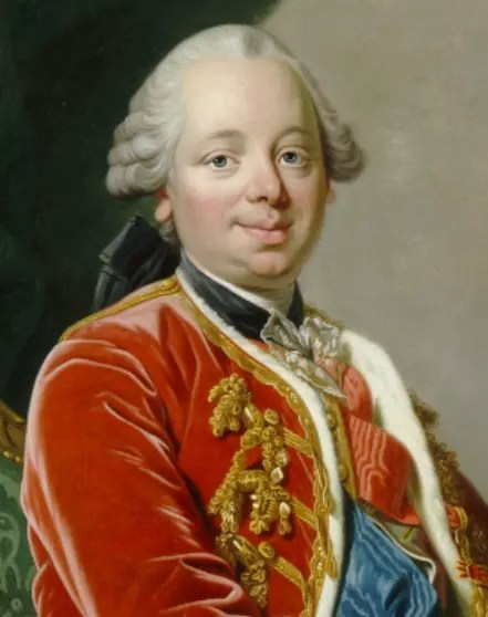 Le duc de Choiseul peint par Van Loo
