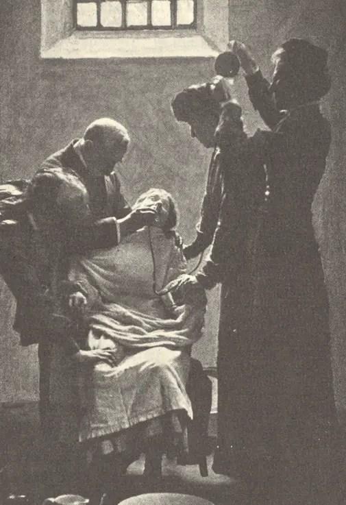 Gavage forcé des Suffragettes