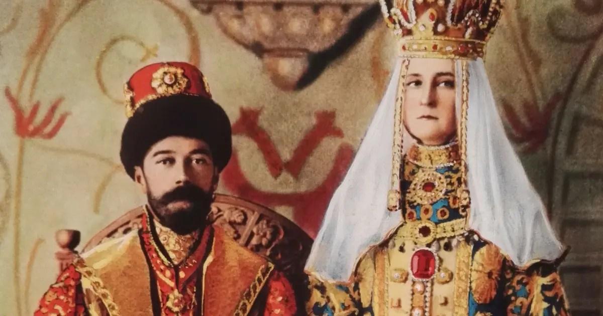 Bal costumé de 1903 : derniers feux de la Russie Impériale