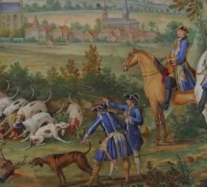 Les Bourbons et la chasse