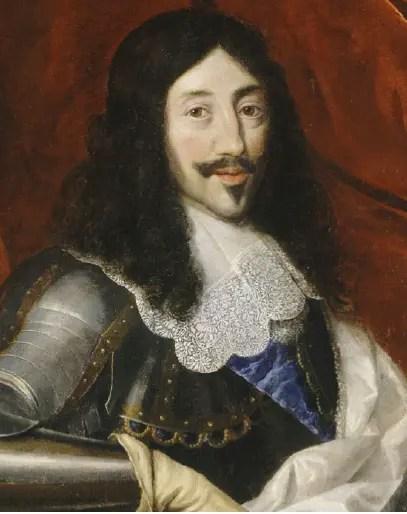 Louis XIII par Justus Van Egmont - Château de Versailles