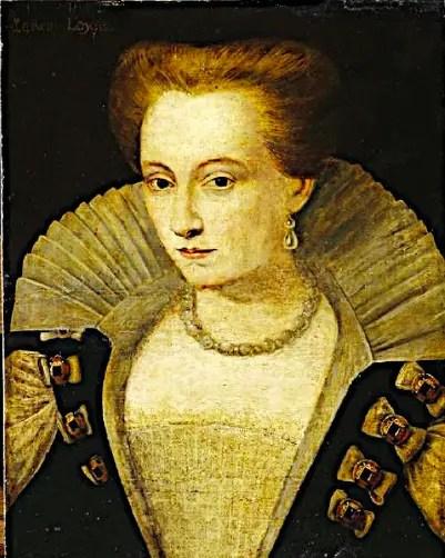 Portrait de Louise de Lorraine conservé au Château de Versailles
