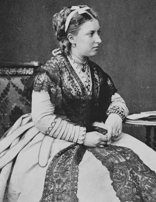 La princesse Helene - Collections de la Reine Elisabeth II