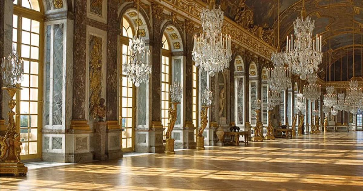 La Galerie des Glaces, ou comment la France éclipsa Venise