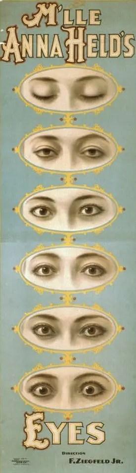 Affiche publicitaire de 1898