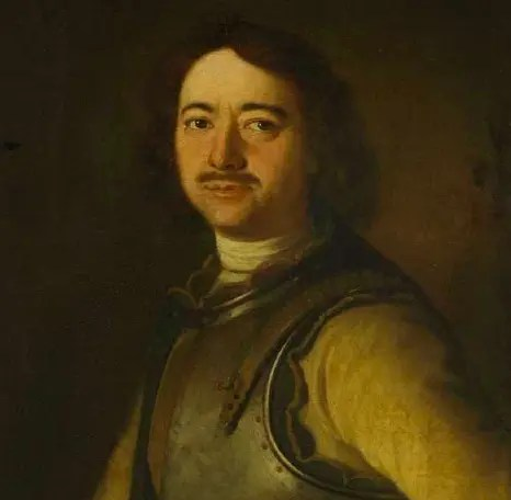 Bouffonneries de Pierre le Grand : orgies impériales