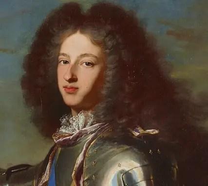 Hécatombe dans la famille de Louis XIV