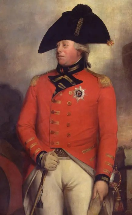 George III par William Beechey (National Portrait Gallery)