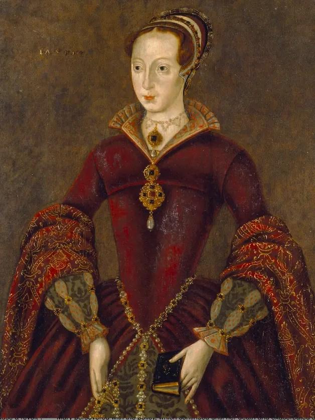 Daté de 1590 et conservé à la National Portrait Gallery, ce portrait semble être une copie d'un potrait contemporain de Lady Jane Grey (une inscription en haut à gauche le confirme). Découver au début des années 2000, il s'agirait alors de la seule représentation fiable que nous ayons de Jane Grey.