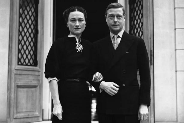 Wallis et Edward à Cannes en 1939