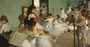 Danseuses de l'Opéraau XIXème siècle : l'envers du décor