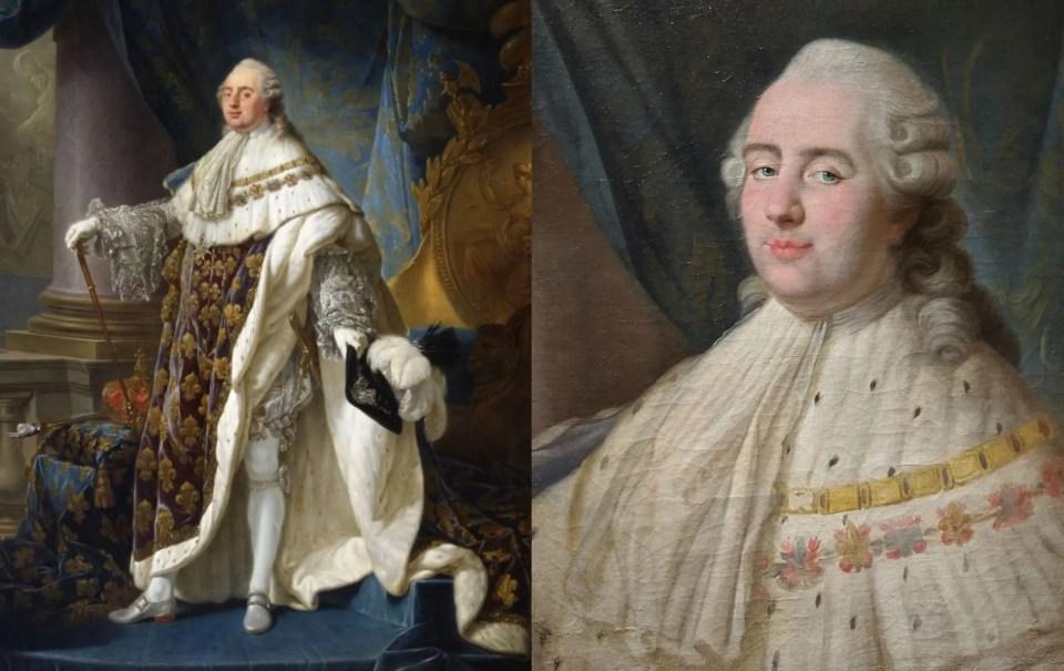 Louis XVI par Antoine Callet