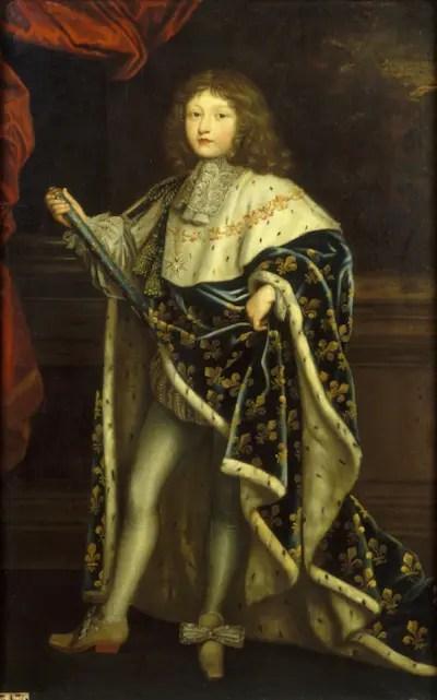 Henri Testelin Louis XIV dizaine dannees chateau de versailles