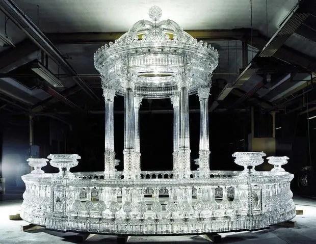 Le Temple de Cristal (Temple de Mercure)