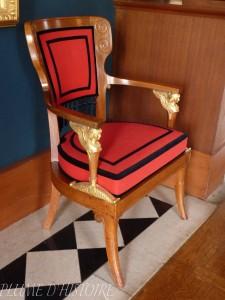 Chaise Empire