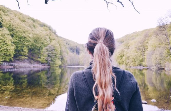randonnée en suède lac söderåsen national park