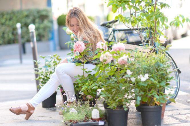 fleurs paris odéon