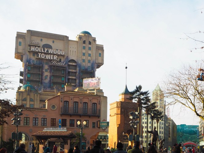 Disney - parc 1