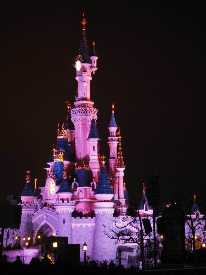 Disney - parc end
