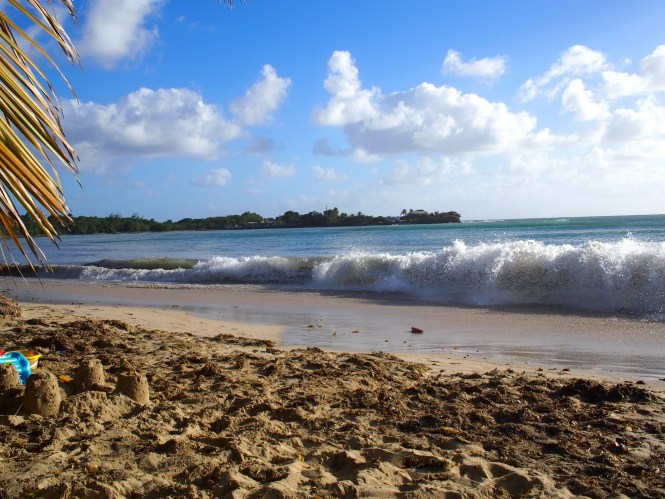 Martinique mer