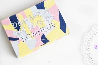 Birchbox bonheur