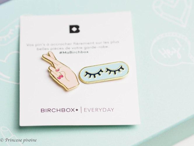 Birchbox gang de filles