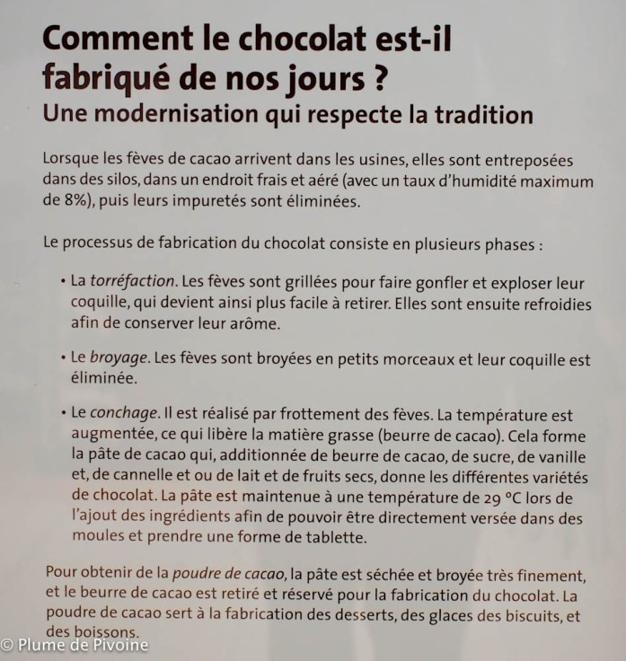 barcelone- musee chocolat
